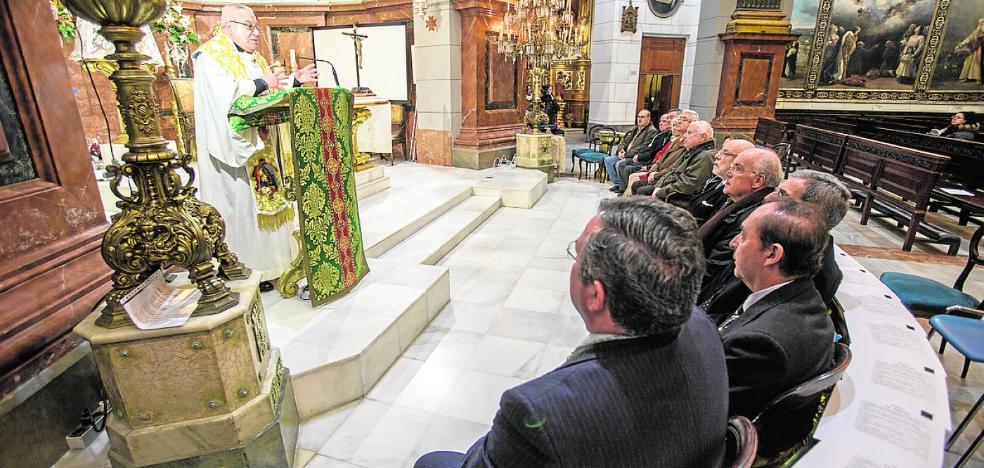 El Hospital de Caridad pide apoyo a empresas para arreglar su basílica