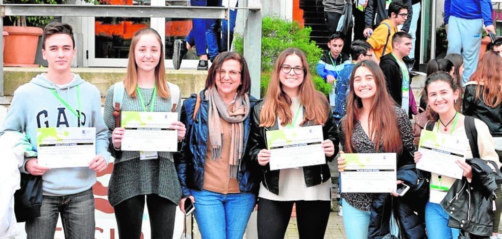 Agrónomos, Arquitectura y Empresa captarán alumnos en olimpiadas científicas