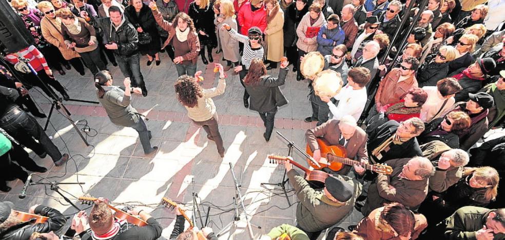 Barranda celebra 40 años de la Fiesta de las Cuadrillas como capital del folk
