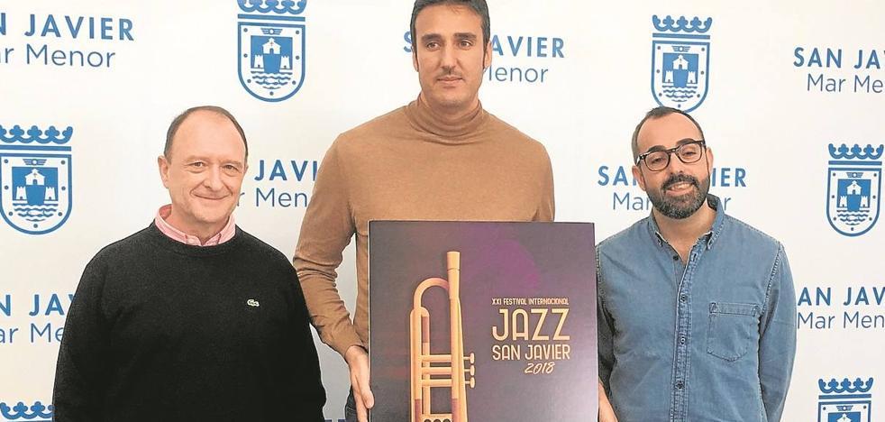 Rubén Alexandro Lucas gana el concurso para elegir el cartel de Jazz San Javier