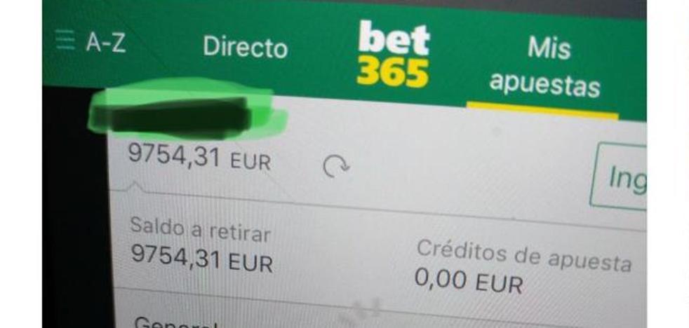 Apuesta 50 céntimos y se lleva casi 10.000 euros gracias al Murcia y el Cartagena
