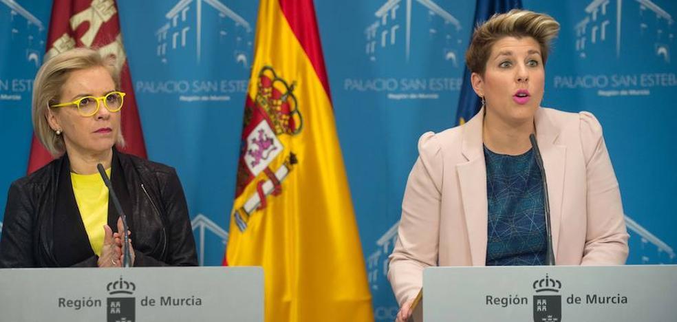 Arroyo acusa a la oposición de tomar medidas «innecesarias» para el Mar Menor y «criminalizar» la agricultura