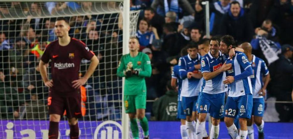Melendo cercena la racha del Barça y obliga a la remontada