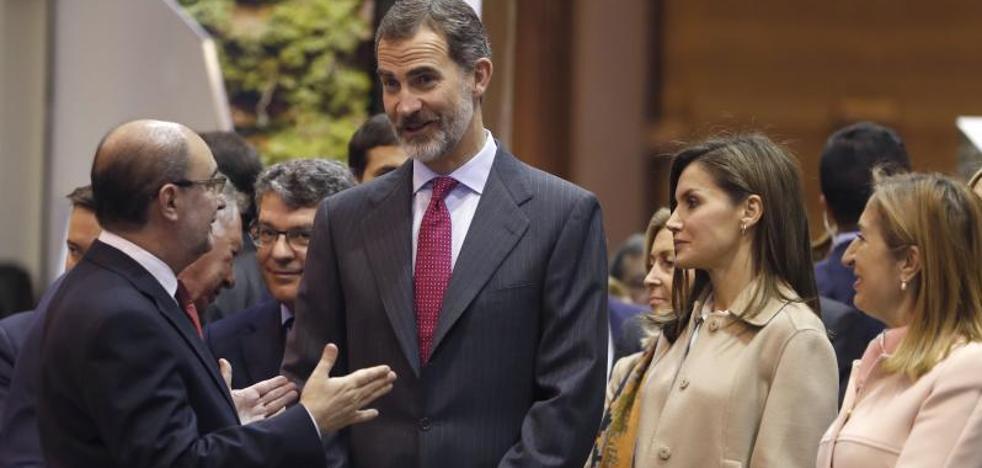 El Rey defiende en Fitur el turismo como sector clave de España en el mundo