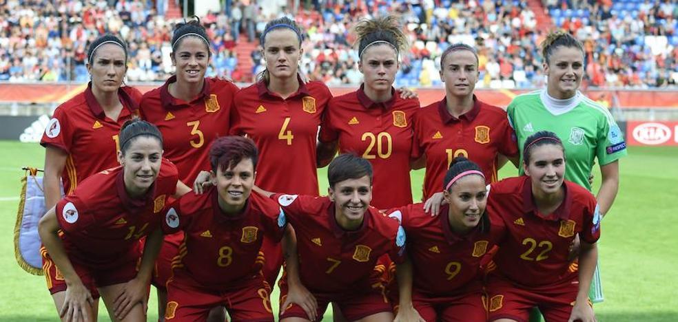 La selección española femenina llega a la Región, donde se medirá a Holanda