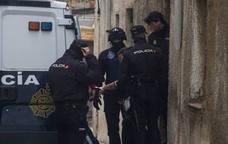 Diecinueve detenidos en una vivienda de Los Mateos, en otra operación antidroga