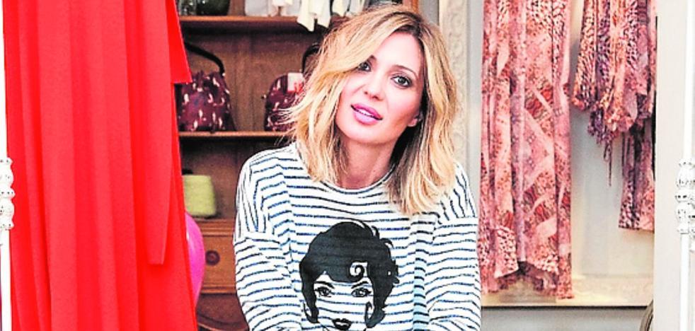 Alicia Hernández, Doña Sardina: «Recuerdo esos madrugones para coger sitio en el Entierro»