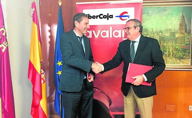 Avalam e Ibercaja financiarán a las pymes por un importe de 2,5 millones de euros