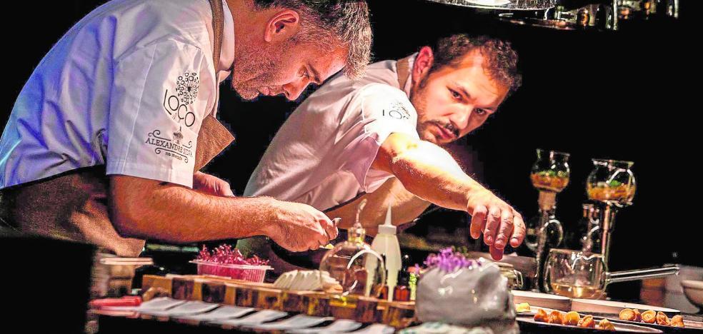 Alexandre Silva: «La cocina es una de las formas más puras del arte»