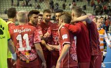 ElPozo se queda a cero en un partido tres años después, otra vez en Jaén