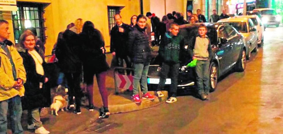 Tres detenidos por los altercados en las obras del AVE