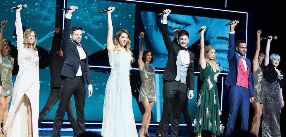 Concursantes de 'Operación Triunfo' firmarán discos en Murcia