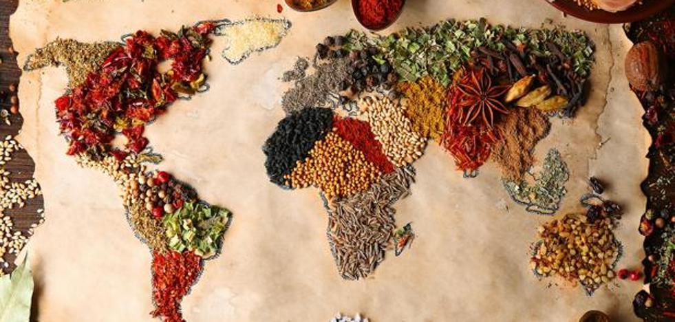 Un mundo para comer