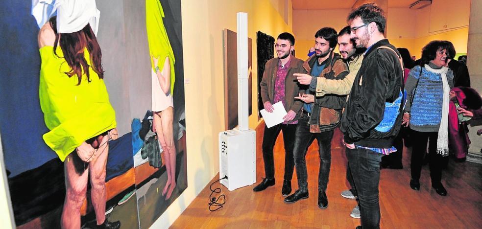 La UMU entrega su XVII de pintura