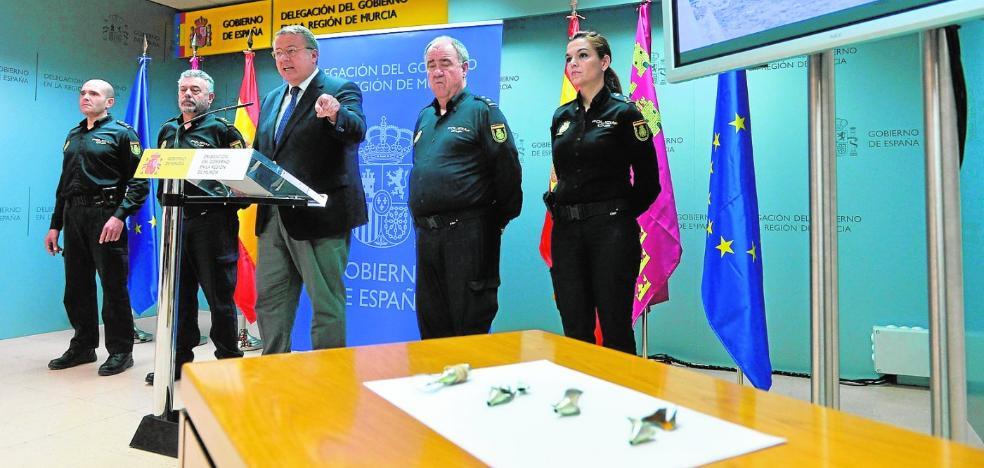 La Policía impone 18.693 euros en multas a veintisiete personas