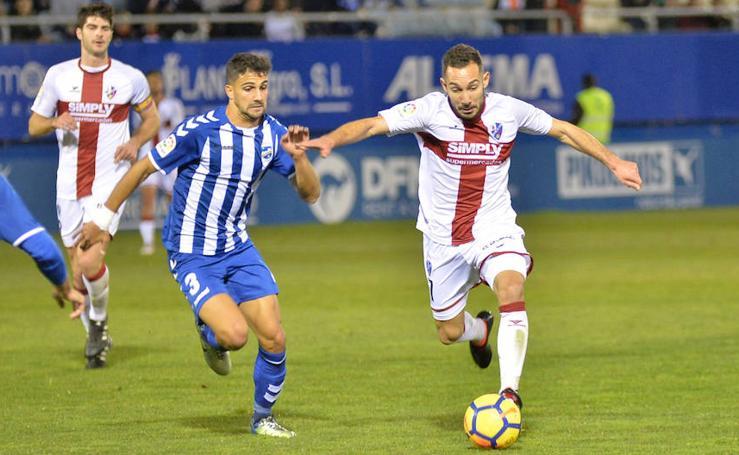 El Lorca sufre otra derrota en la era Fabri tras caer ante la SD Huesca