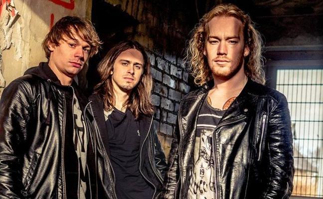 El hard rock de Black-Bone visita Murcia
