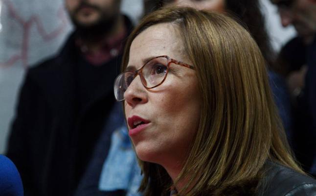 La alcaldesa de Cartagena, ilesa tras sufrir un accidente de tráfico cuando volvía de Madrid