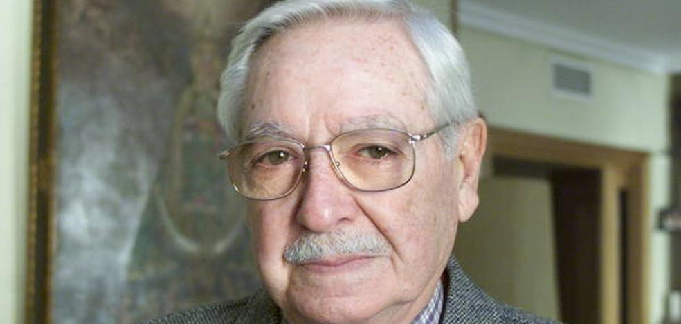Fallece Joaquín Vidal Monerri, histórico capitán de andas de La Fuensanta