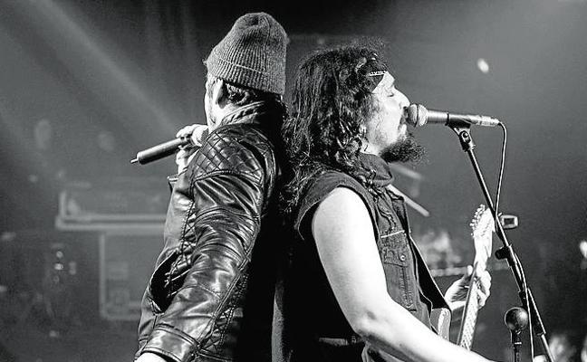 'Rock en familia' con Iron Maiden