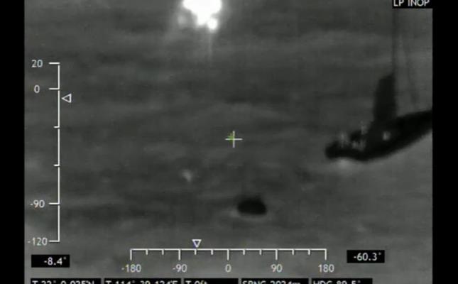 Un tripulante de un pesquero fallece tras una colisión con el VO65 'Vestas'