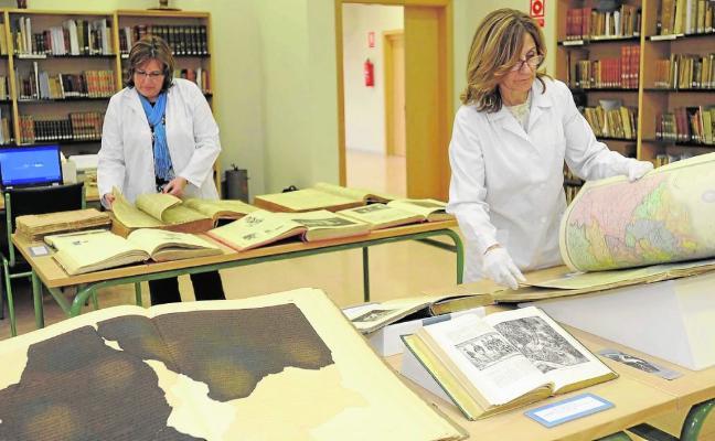 Alfonso X: el instituto que forjó un Nobel