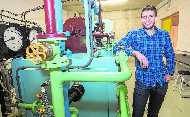 Mecánica de fluidos para limpiar el agua