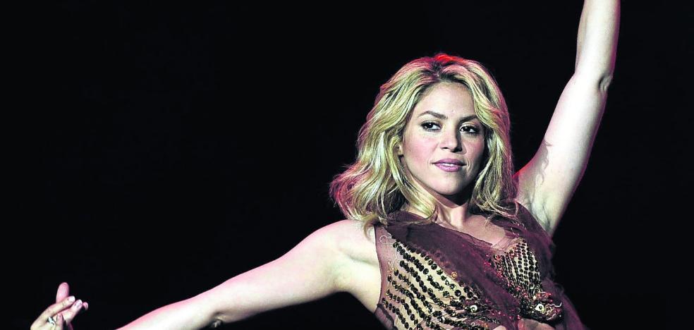 Hacienda, tras los pasos de Shakira