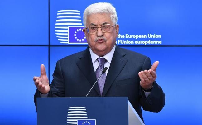 Abbas insta a los países de la UE a reconocer el Estado de Palestina