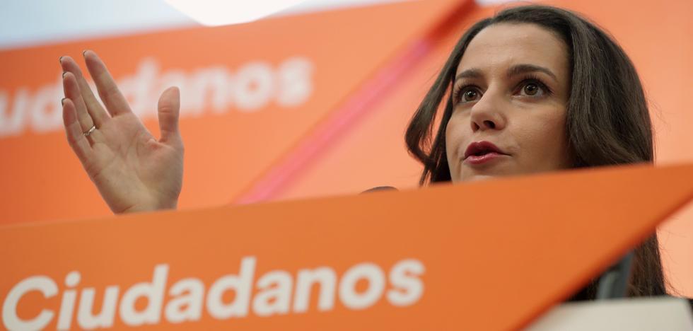 Ciudadanos recurrirá a la Mesa del Parlament la nominación de Puigdemont