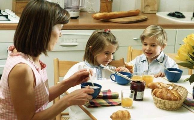 El error que cometen casi todos los padres españoles al preparar el desayuno de los niños