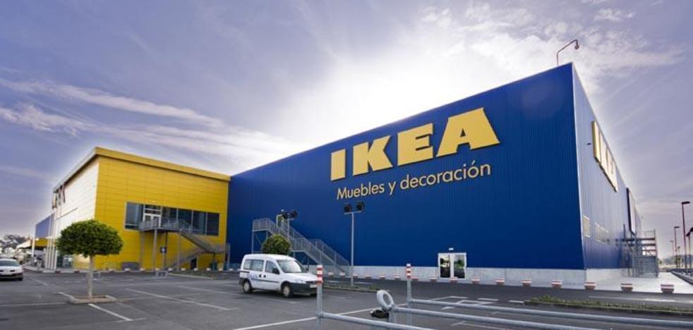 La foto en un aseo de IKEA que ha generado muchos comentarios en las redes sociales