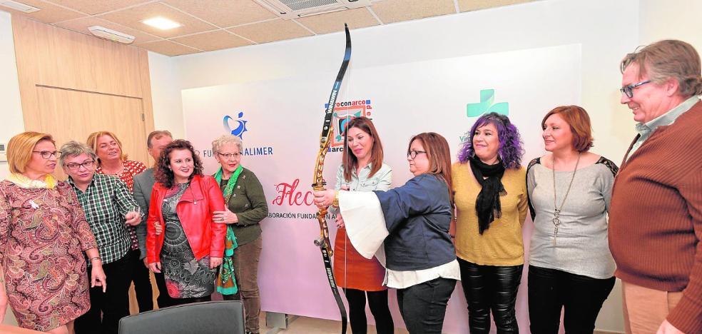 Catorce mujeres mastectomizadas se recuperan practicando tiro con arco