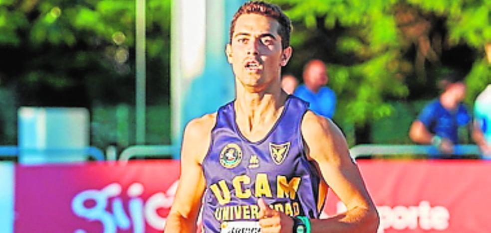 Sergio Jornet competirá con la selección en heptatlón
