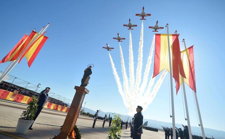 70º Aniversario del primer lanzamiento paracaidista en Alcantarilla