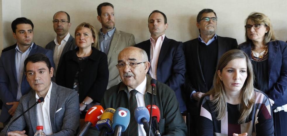 El partido político de Alberto Garre se llamará Somos Región