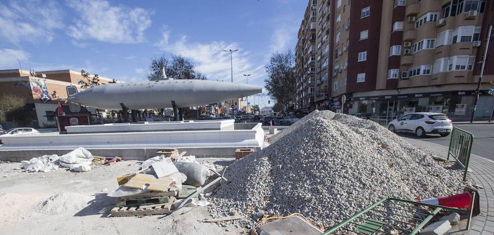 La oposición critica los retrasos, los parones y las obras sin iniciar en todo el municipio