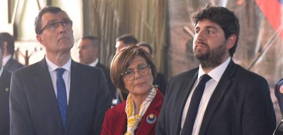 La Glorieta asegura que el comunicado de Ballesta sobre Roque Ortiz «no será una respuesta a López Miras»