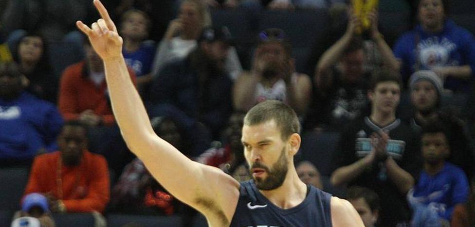 Marc Gasol se reivindica y Mirotic no impide la derrota de los Bulls