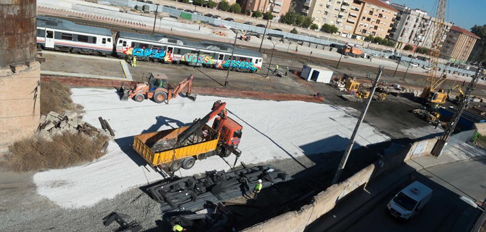 Adif supedita la fecha de llegada del AVE a que se visualice el soterramiento
