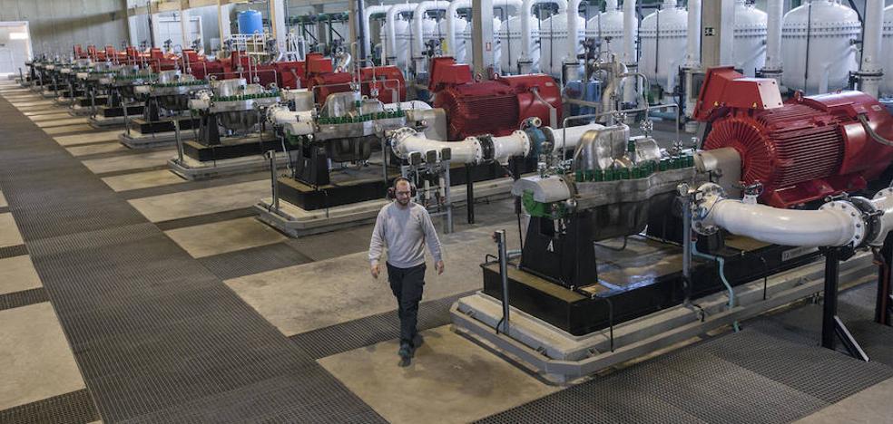 El precio del agua de los hogares subirá si no llueve en primavera