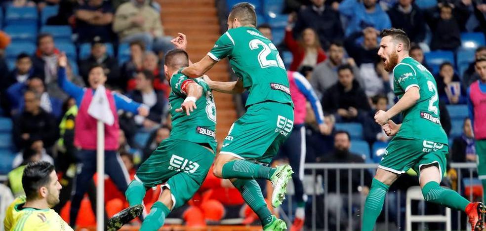 'Pepinazo' en el Bernabéu