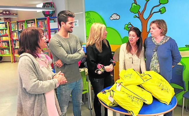 El proyecto Mochilas Viajeras repite este año