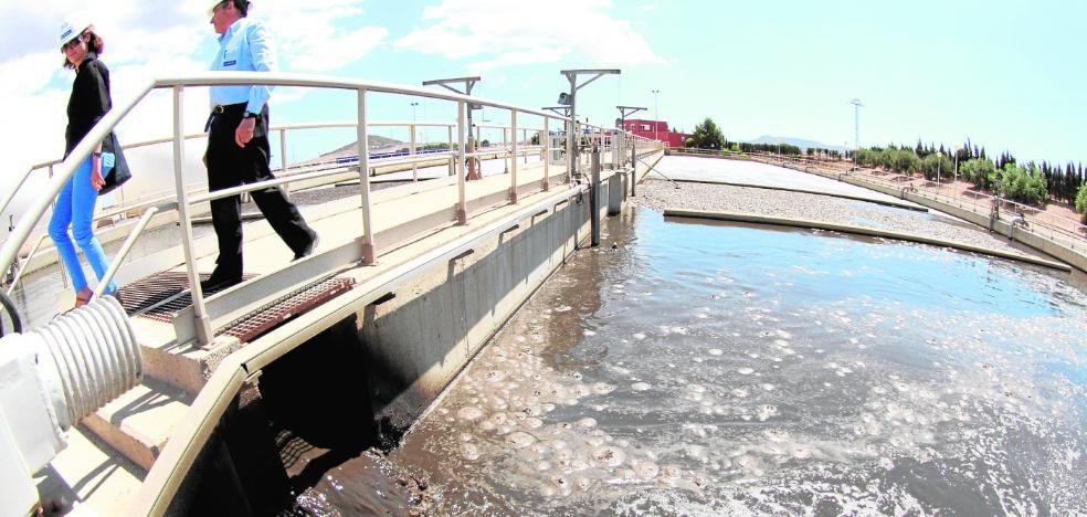 La Comunidad invertirá 4 millones en depuración en Cabezo Beaza
