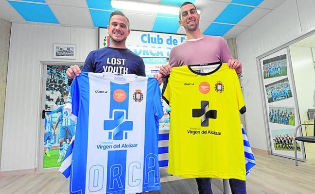 Chirri y Bonaque quieren ayudar al Lorca Deportiva