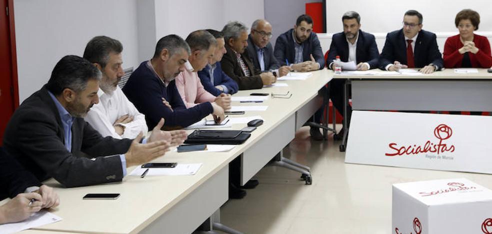 El PSOE propone dejar los cultivos de secano fuera de la ley del Mar Menor
