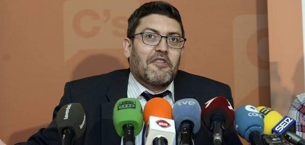 Cs se reunirá con el PSOE para estudiar cambios para las enmiendas del Mar Menor