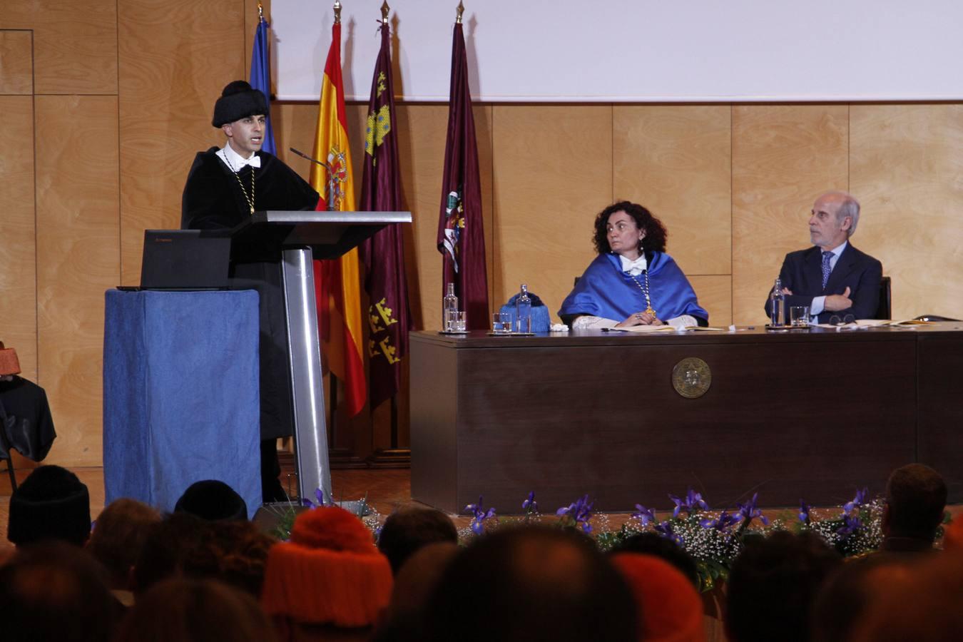 El catedrático de la UPCT Juan Patricio Castro denuncia que Murcia está a la cola de España en gasto en I+D