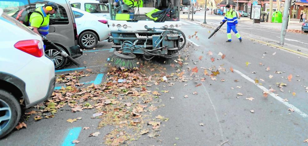 Un informe alerta de numerosas anomalías en los servicios de limpieza viaria y basuras