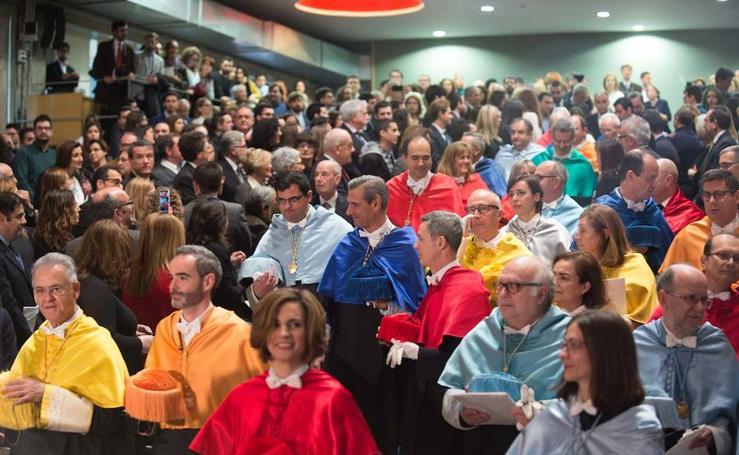 La UMU celebra la festividad de Santo Tomás de Aquino